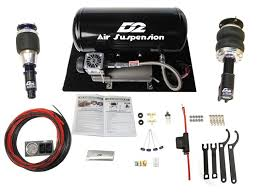 d2 air suspension system basic kit mercedes benz race