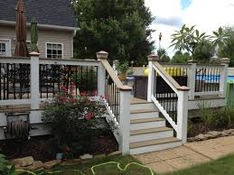 our newly refinished deck done with restore paint from lowes