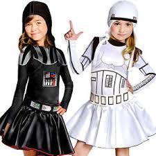 kids costumes stormtrooper darth vader fancy dress wars book week