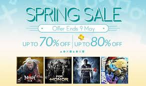 playstation store black friday 2017 playstation asia ps store sale for spring hast just begun