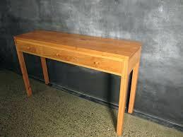 long table for living room narrow hall tables narrow hall table console tables narrow hall