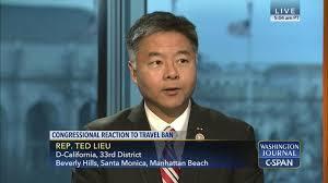 Blind Trust California Washington Journal Representative Ted Lieu D Ca Jan 31 2017