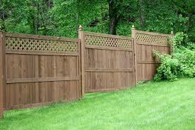 privacy fence panels with lattice ideas loversiq