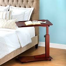 the adjustable height side table standard height of a side table