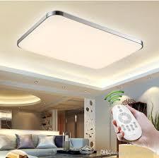 Bedroom Led Ceiling Lights 2018 Dimmable Modern Led Ceiling Lights For Living Room Bedroom