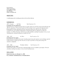 Resume For Customer Service Rep Cover Letter Examples Customer Service Representative Image