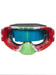 oakley motocross goggles oakley pinned race red green clear o frame 2 0 mx goggle oakley