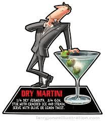 martini cup cartoon blog u2014 larry jones illustration