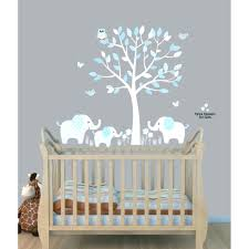Nursery Wall Decals Canada Baby Wall Decals Canada Use Elephant Wall Decals And Elephant