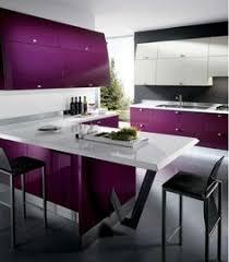 cuisine uip mobalpa cuisine couleur aubergine inspirations violettes en 71 idées
