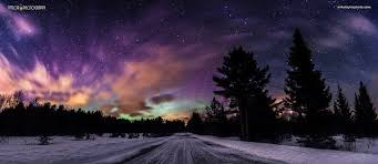 can you see the northern lights in maine powerful magnetic storm produces beautiful aurora around the world