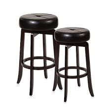 Backless Swivel Bar Stool Ersand Backless Swivel Bar Stool And Counter Stool In