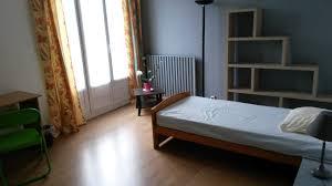chambre à louer nantes grande chambre de 17 m dans appartement en colocation à 3