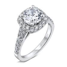 silver diamond rings silver jewelry diamond rings wedding promise diamond