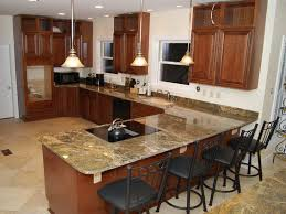 types of kitchen islands granite countertop kitchen island kitchen countertops types