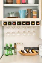 kitchen cabinet with wine glass rack need a new location for my wine glasses now that cooper discovered