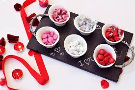 classy valentine gifts for your sweetheart little white dish