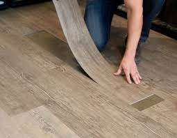 Floor Covering Ideas Not Only Is Vinyl Plank Durable The Ease Of Installation And