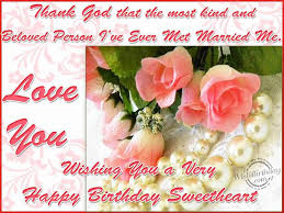 happy birthday messages for a sweetheart