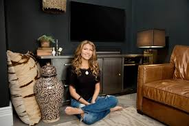 Design Your Own Home Renovation Hgtv U0027s Genevieve Gorder Shares Highlights From Her Stunning Home
