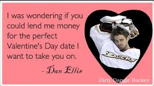 hockey valentines cards dangle hockey s day cards hockey edition