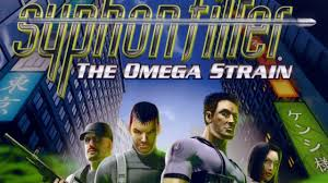 cgr undertow syphon filter the omega strain review for