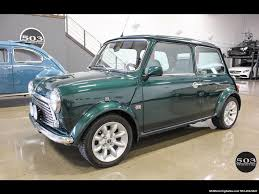 nissan mini 2000 1975 mini cooper gorgeous lhd w only 39k miles