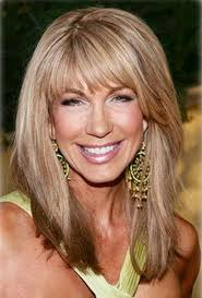 longer hairstyles with bangs for women over 4 2018 popular long hairstyles over 60