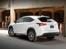 lexus vs bmw suv lexus nx a worthy competitor to bmw x1