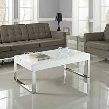 White Table For Living Room White Coffee Table Guangzhou Worldstone Building Materials Co Ltd