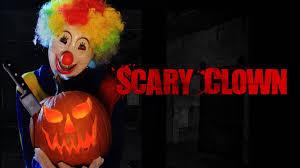 scary clown halloween short film 4k youtube