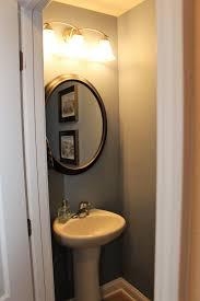 Powder Room 100 Room Challenge Week 1 Powder Room U2014 Dapper House Designs