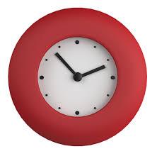 designer clock png modern wall clock png image