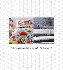 Marimekko Bed Linen - the top 10 best blogs on marimekko