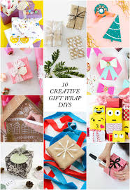 how to wrap presents 10 creative ways to wrap presents the crafted life