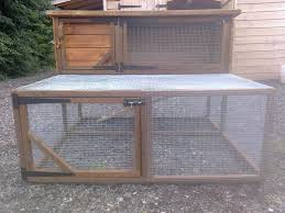 Rabbit Hutch With Run For Sale Rabbit Hutch Ladder Local Classifieds Buy And Sell In The Uk