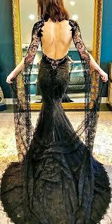 Black Wedding Dress Halloween Costume 25 Black Wedding Dresses Ideas Black
