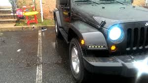 jeep wrangler hid kit 2012 jeep wrangler hid leded out