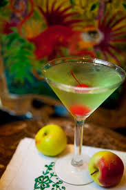 martini apple carousel bar summer cocktail recipes