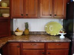 wainscoting backsplash kitchen oak kitchen cabinets with beadboard backsplash beadboard