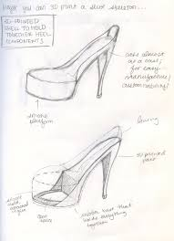 redesigning the high heel u2014 natalie griffen