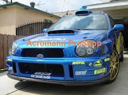 subaru gdb acromann online shop