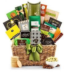 Gourmet Gift Basket A Taste Of Elegance Gift Basket