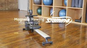 Magnet Laminate Flooring Stamina Magnetic Rower 1110 35 1110 On Vimeo