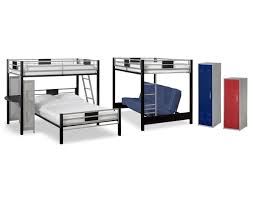 Sofa Bunk Bed For Sale Kids Tweens And Teen Furniture Value City Furniture