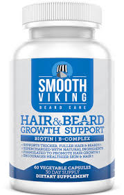 Vitamins That Help With Hair Growth Hair And Beard Growth Support Men U0027s Hair Supplement