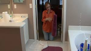How To Clean Kitchen Floor by Bathroom Cleaning Tips How To Clean Kitchen U0026 Bathroom Rugs