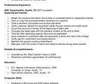 Resume Job Duties Cashier Resume Job Duties Free Resume