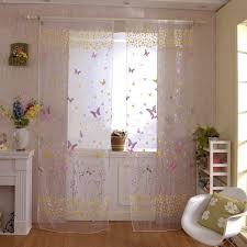 aliexpress com buy 2016 summer butterfly floral tulle door