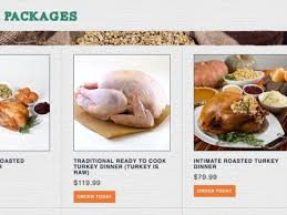 Thanksgiving Cooked Turkey Order Deadlines To Order Thanksgiving Meals At Cupertino Markets